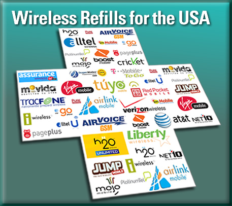 Prepaid wireless