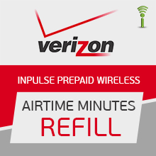 Verizon Wireless Prepaid Refill Pins - Prepaid Wireless