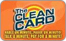 Latin Clean Card - International Calling