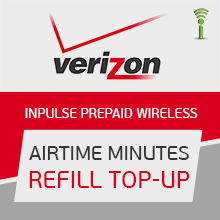 Verizon Prepaid Instant Top Up RTR - Prepaid Wireless